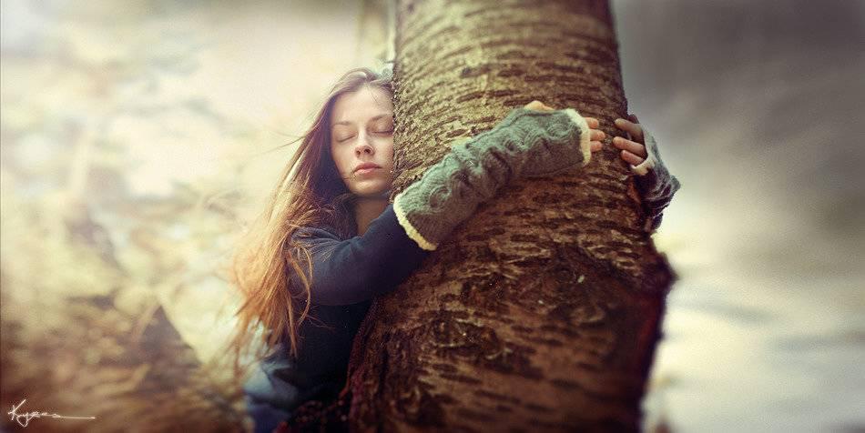 Деревья-доноры забирают плохую энергию человека, а деревья-вампиры её отдают