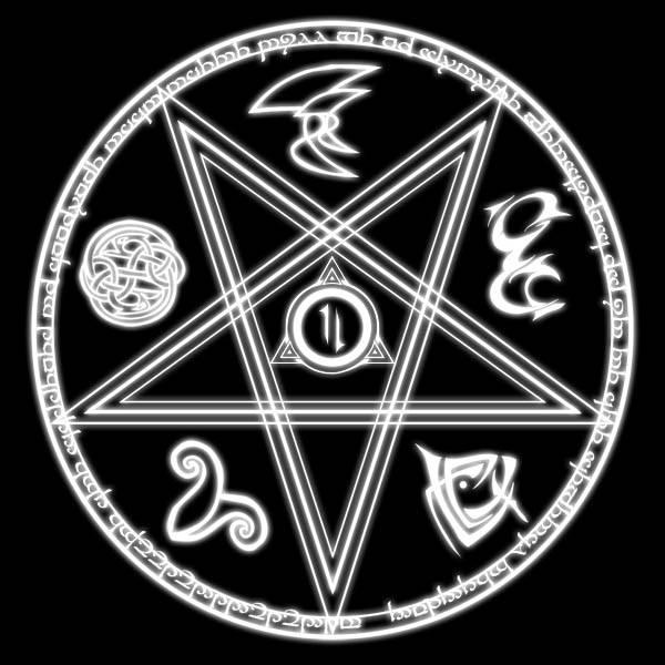 Пентакль Люцифера и пентаграмма — значение и история символов