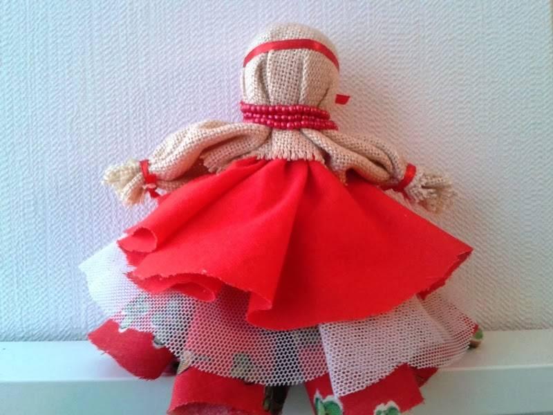 Кукла колокольчик: мастер класс по изготовлению своими руками