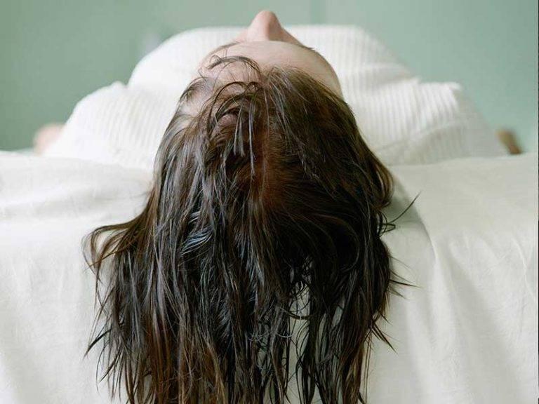Сонник мыть длинные волосы