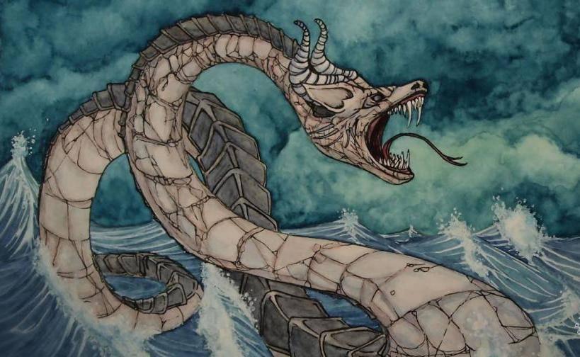 Рагнарек - конец света в скандинавской мифологии, последняя битва добра со злом, последствия, боги асгарда, один и тор, фенрир