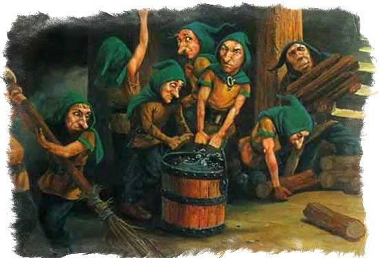 Шубин – дух, живущий в шахтах донбасса