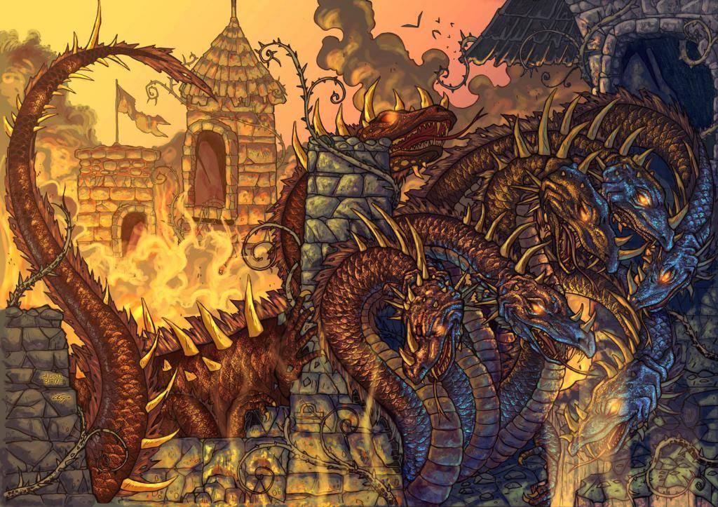 Змей горыныч. словарь славянской мифологии