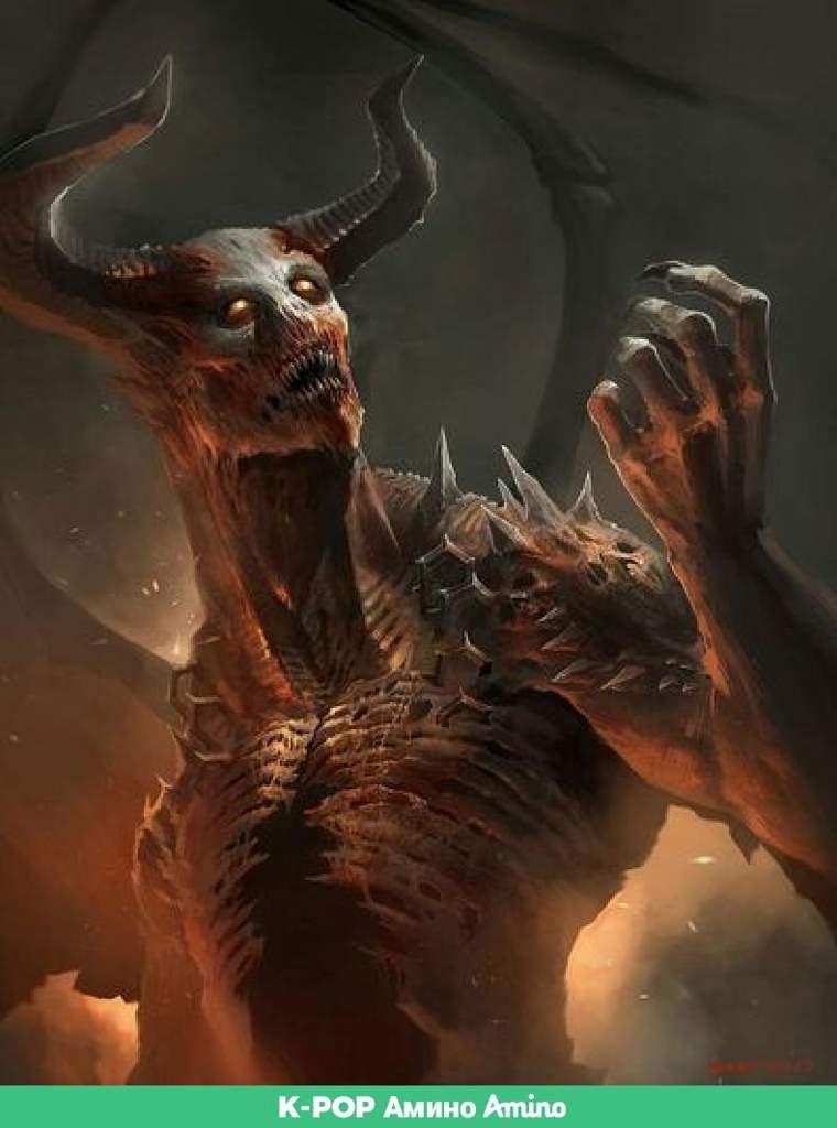 Демон велиал — история и полный ритуал вызова