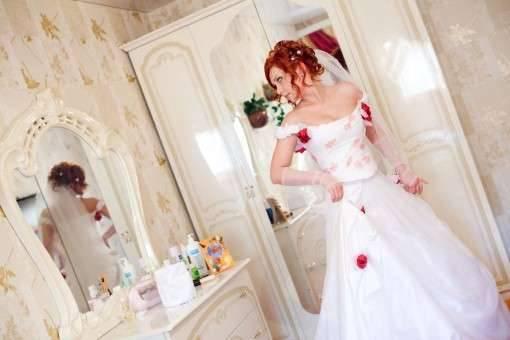 Свадебное платье цвета шампань цвета примета