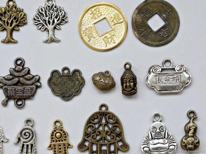 Талисманы, обереги, амулеты и их значение (тибетские, китайские)