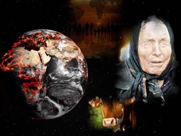 Предсказания Ванги для Крыма