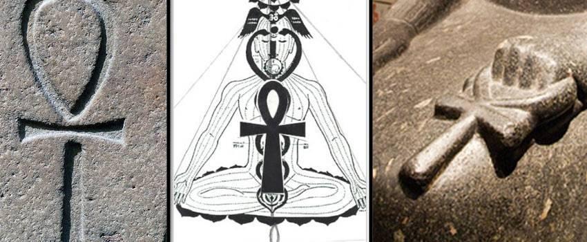 Tattoo • значение тату: египетский крест анкх