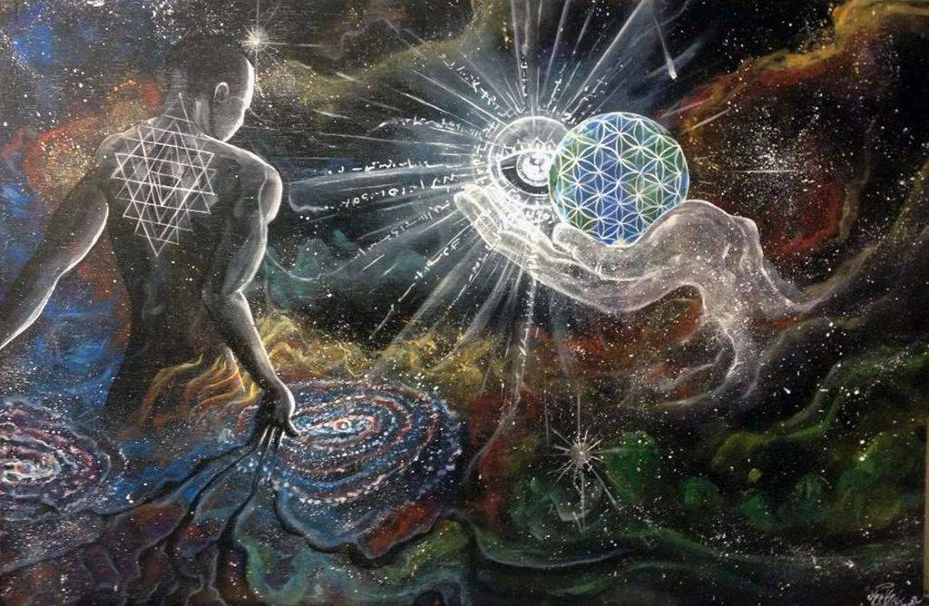 Три вселенских закона энергии денег - свами даши