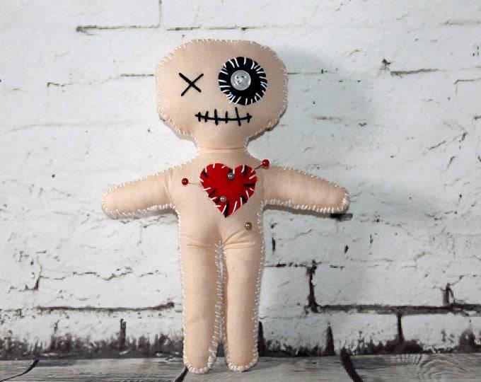 Все о кукле вуду