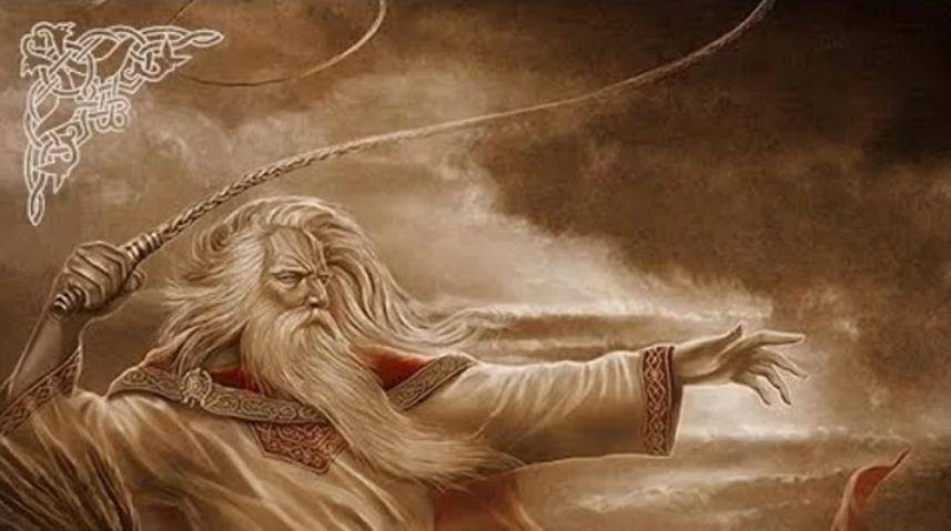 Славянский бог ветра – стрибог