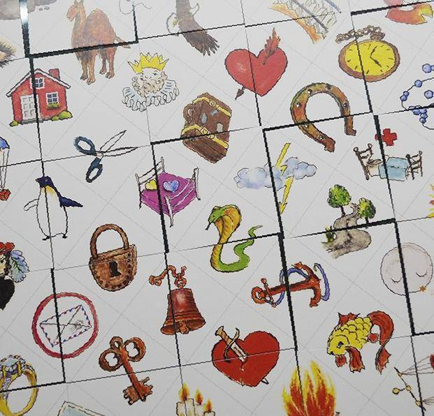 «средневековый» пасьянс гадание на 40 карточках
