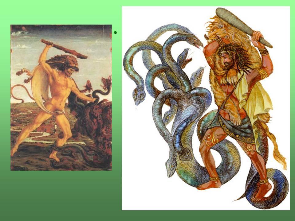 Геракл - начало легенды о жизни и смерти героя