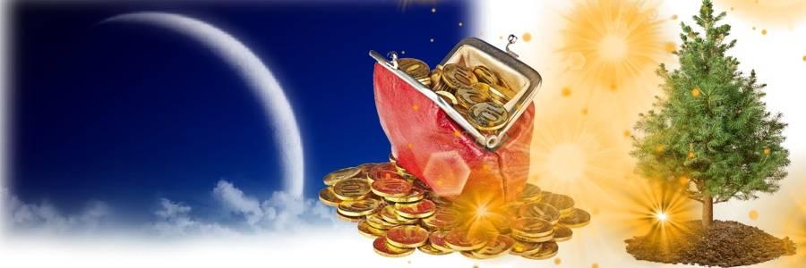 Ритуалы и обряды на привлечения денег и богатства