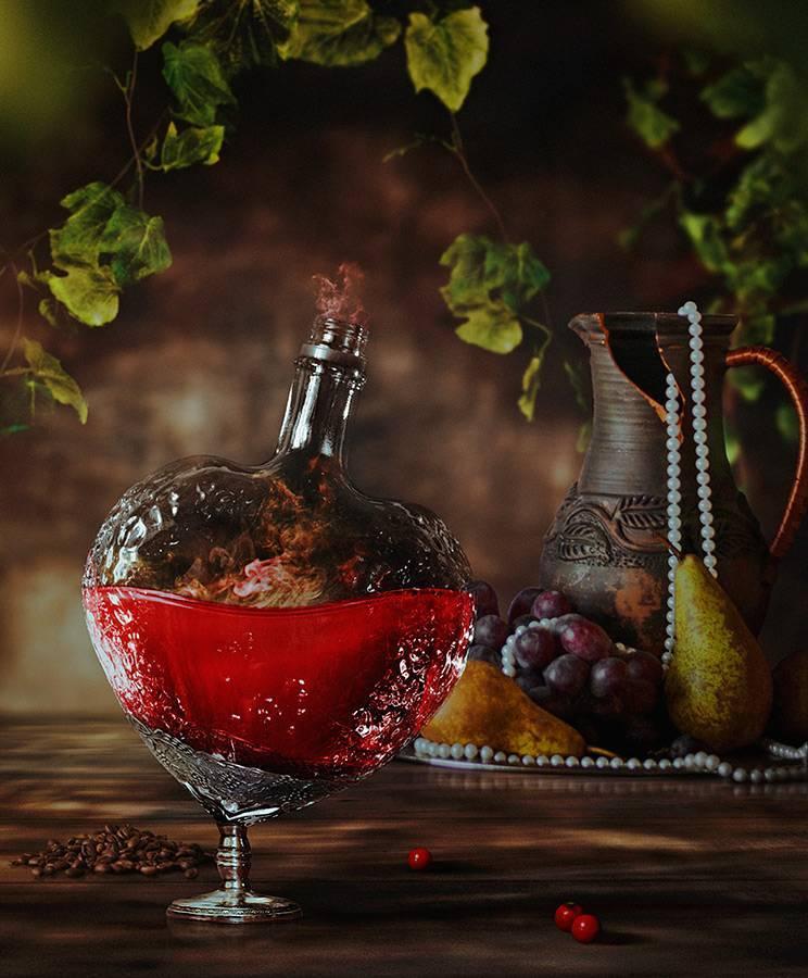 Любовное зелье - сделайте приворотный напиток самостоятельно