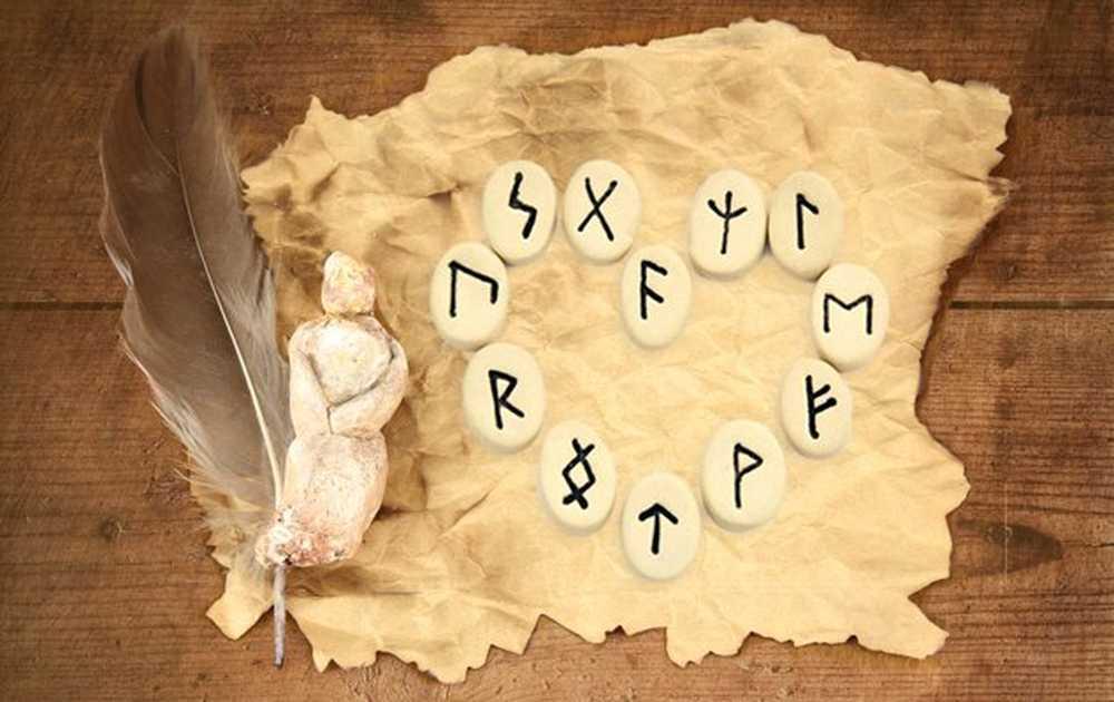 Руна одина (вирд): самое полное значение и предсказание пустой руны
