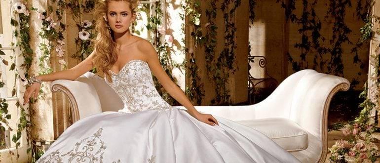 Приметы про свадебное платье - суеверия и приметы
