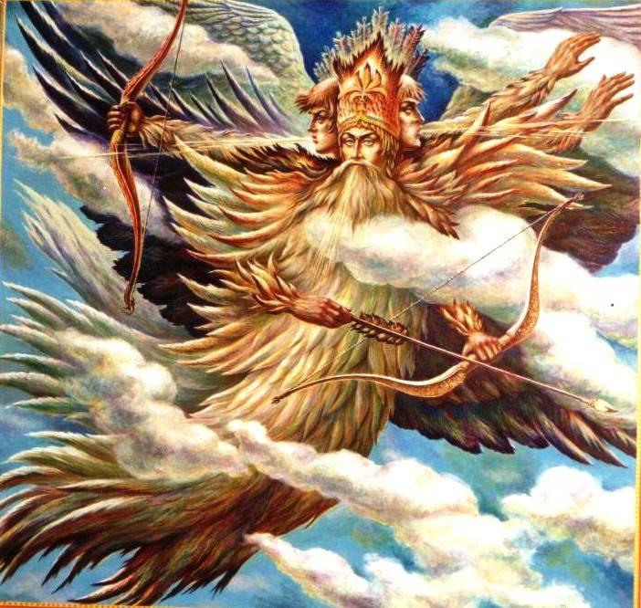 Славянские боги: к кому обращались за помощью древние славяне? - велемудр. мир тесен. - медиаплатформа миртесен