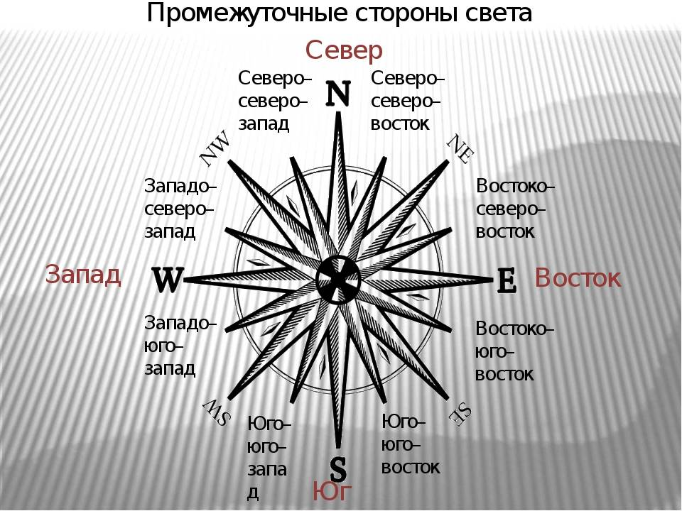 Как определить где север по карте. как определить стороны света как определить где север по карте. как определить стороны света
