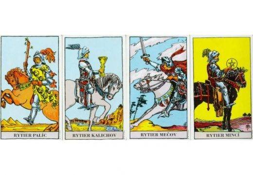 Мечи таро   гороскопы 365