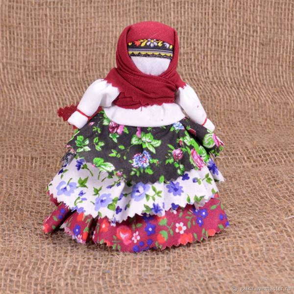 Кукла-оберег колокольчик: мастер-класс по изготовлению своими руками, её история и значение