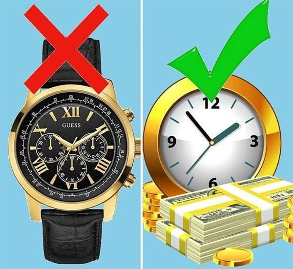 Можно ли часы дарить и как поступить, если сами получили их в подарок
