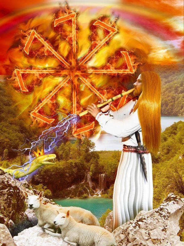 Славянские агмы — медитации наших предков