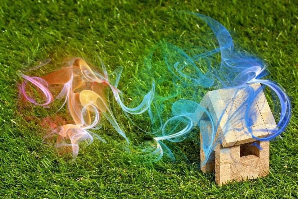 Признаки того, что ваш дом болен. как очистить жилище от негативной энергетики?