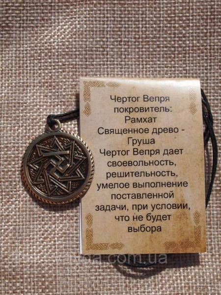 Чертог вепря: значение в славянском гороскопе, подробное описание