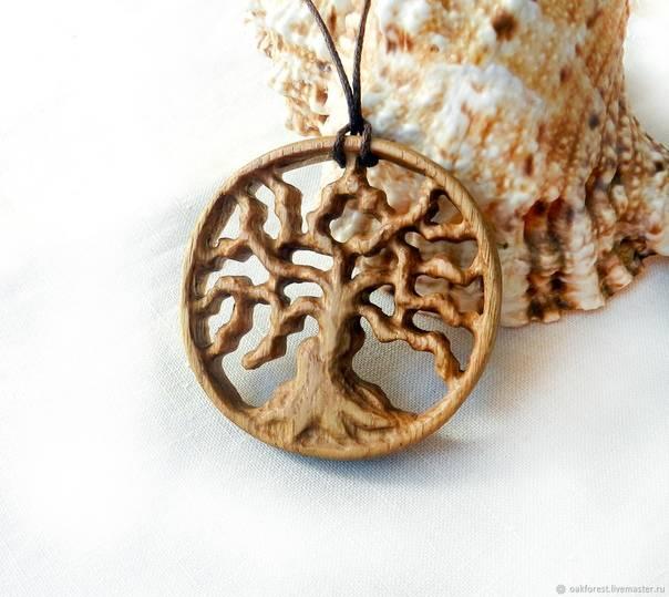 Что символизирует дерево жизни: значение и мифология оберега