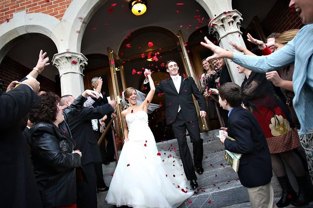 Современные свадебные традиции и обряды