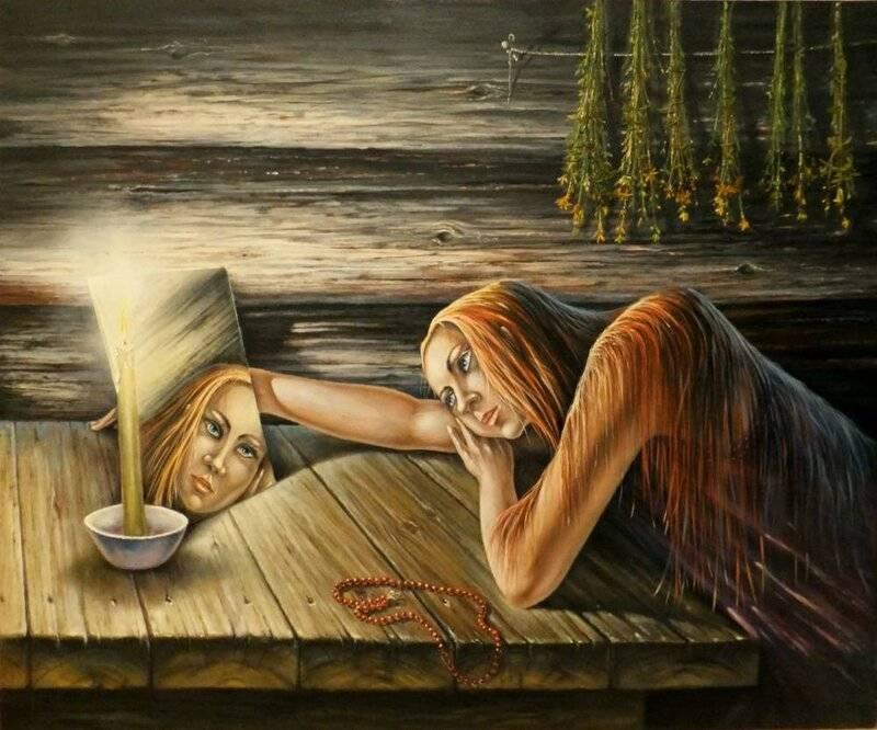 Гадания на ночь перед сном на суженого