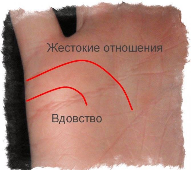 Линия жизни на руке - расшифровка с фото в хиромантии