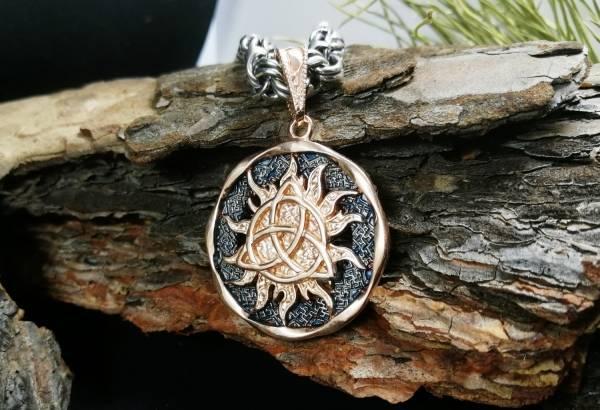 Символ велеса — славянский символ