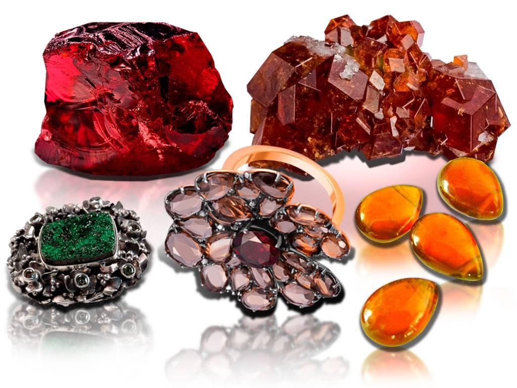 Гранат — магические свойства, кому подходит по знаку зодиака и значение украшений с камнем
