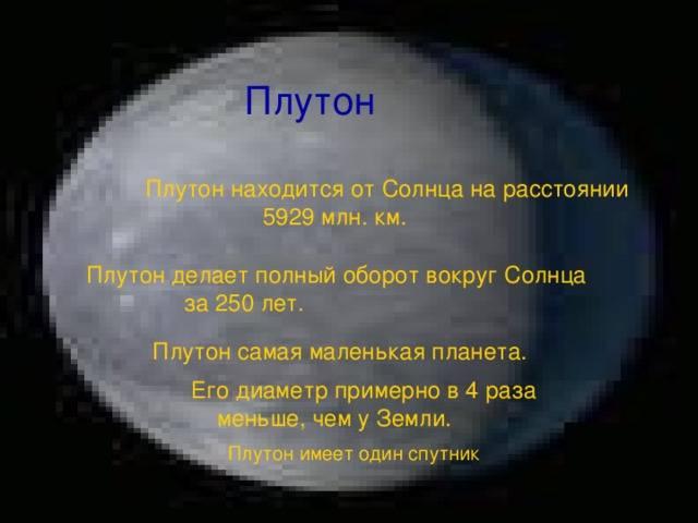 Плутон: особенности, интересные факты, будущее, спутники