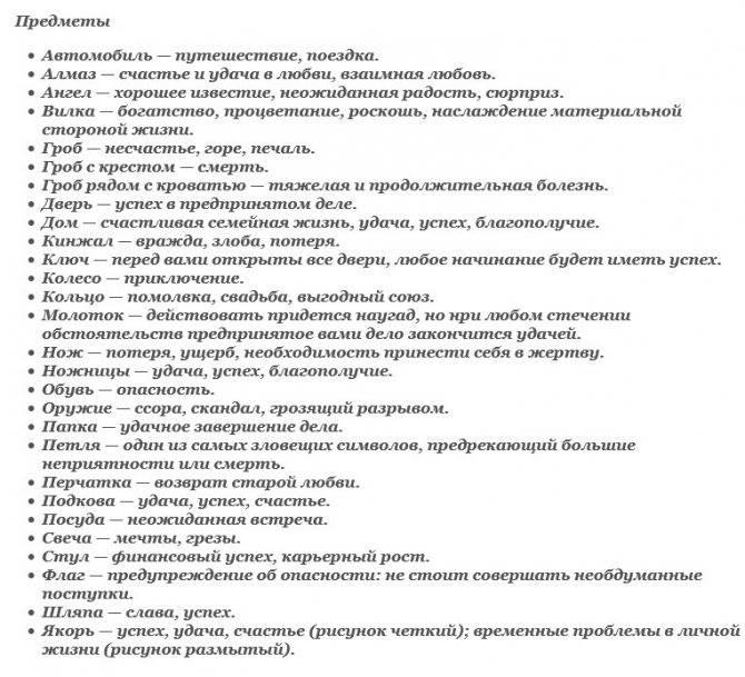 Значение фигур при гадании на воске | zdavnews.ru
