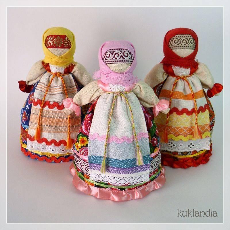 Куклы-обереги своими руками — берегиня, хранительница домашнего очага