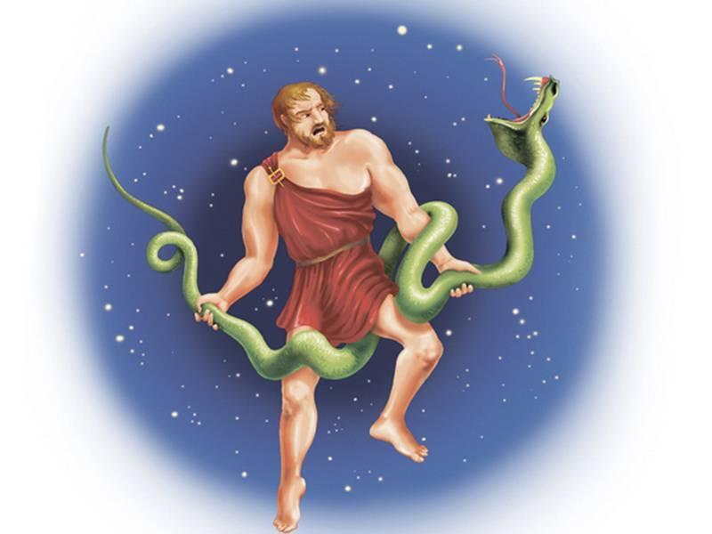 Змееносец- тайный знак зодиака   небесные врата