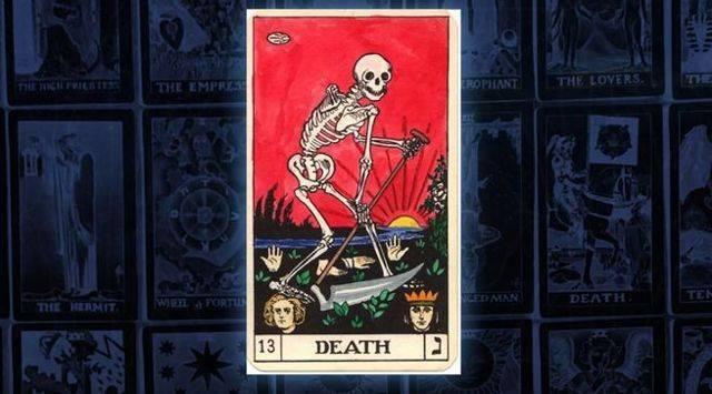 Старший аркан смерть – значение карты таро — про все таро