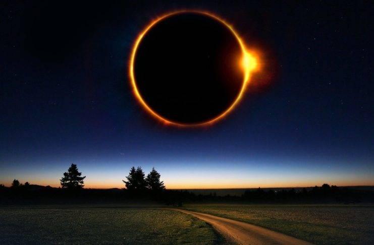 Как влияют солнечное и лунное затмение на человека
