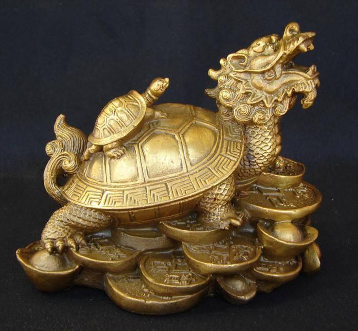 """Талисман фен-шуй – черепаха: значение и материал амулета. активация талисмана """"черепаха по фен-шуй"""" - фен шуй - знать про все"""