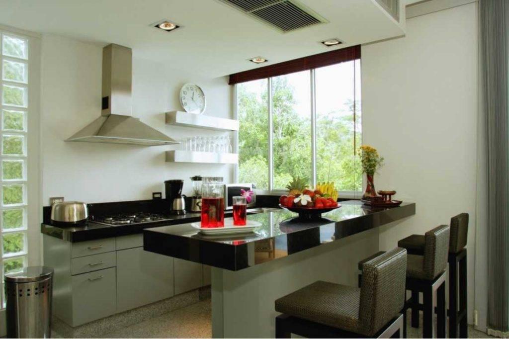 Кухня по фен-шуй: удачное расположение, цвет, мебель, интерьер