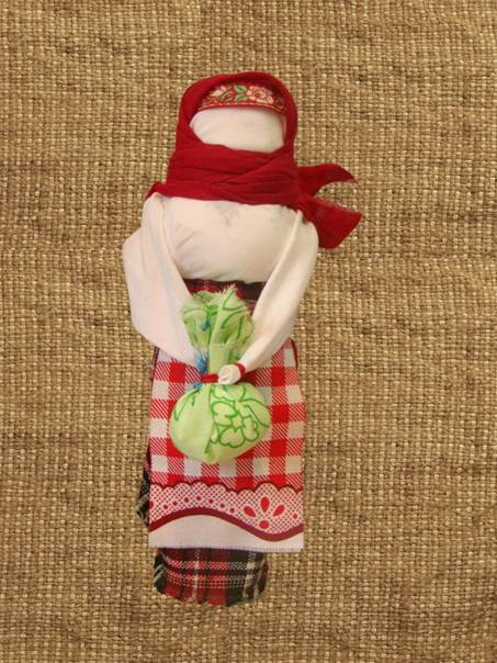 Кукла-оберег берегиня