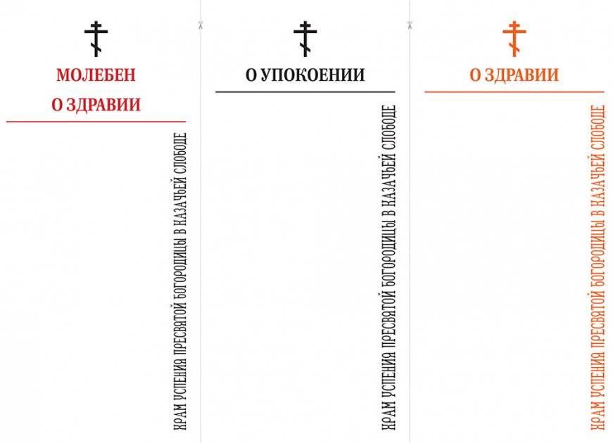 Сорокоуст о здравии в 3 церквях. сила. отзывы. как правильно заказать