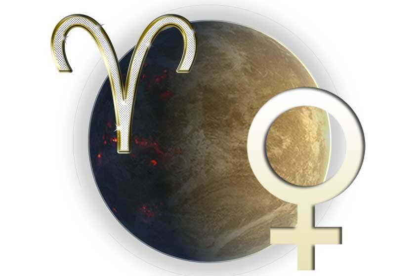 Любовный гороскоп: как встретить и привлечь любовь при венере в овне?