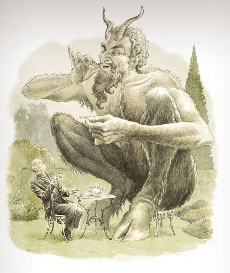 Сатиры в мифологии: кто есть кто? :: syl.ru