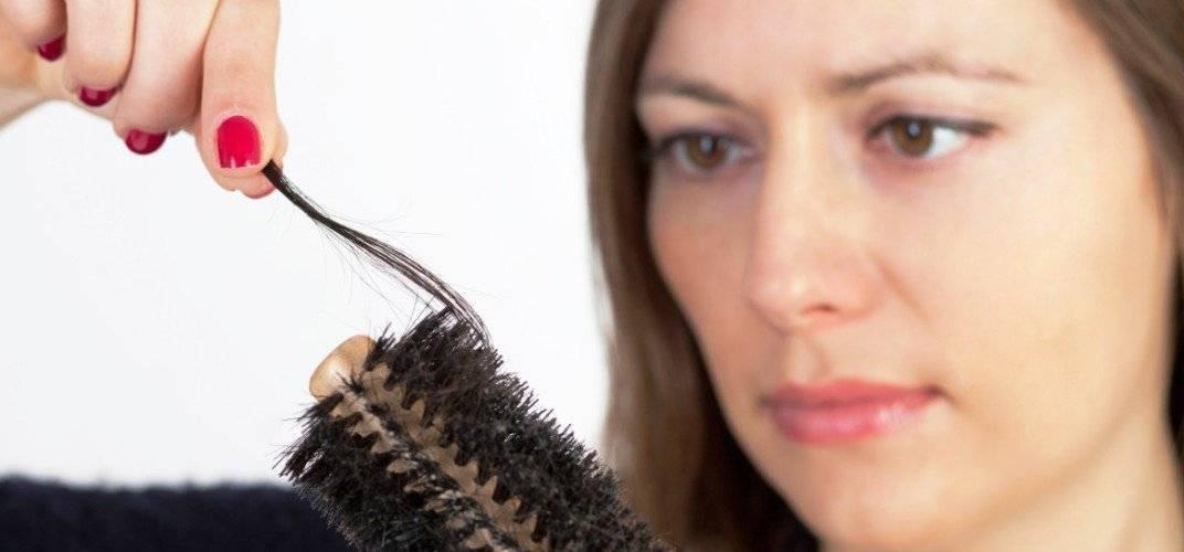 Клочья волос