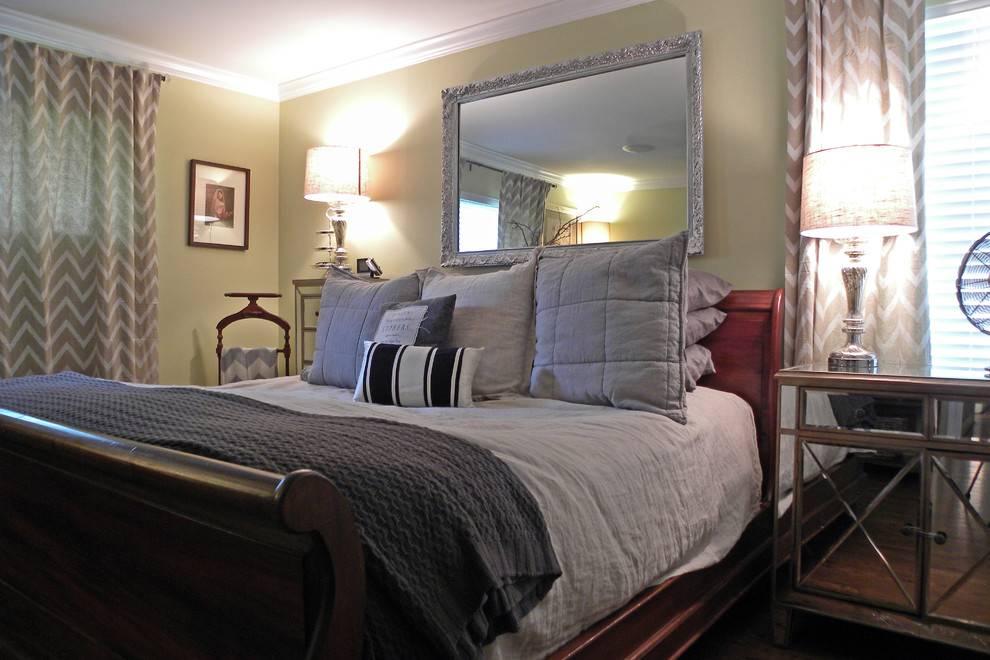 Расположение зеркала в квартире по фен-шуй