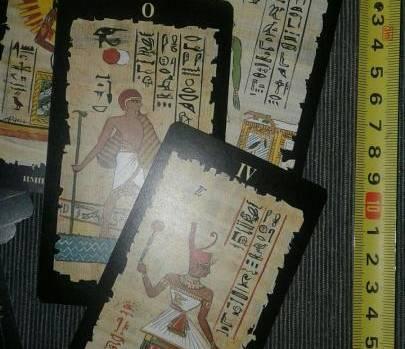 Египетский оракул- гадание по методу древних египтян